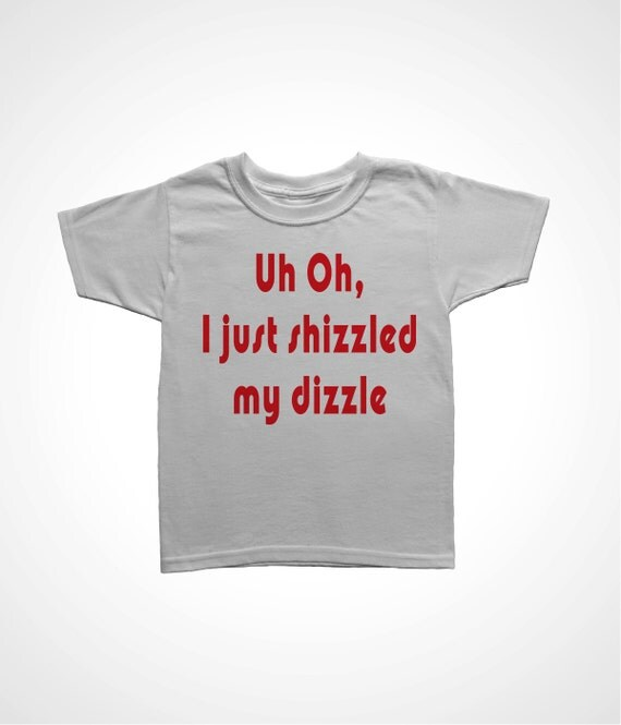 shizzled my dizzle funny baby t-shirt poop shirt diaper humor poopy i pooped today infant onesie newborn gift welcome gifts for new mom 6 12