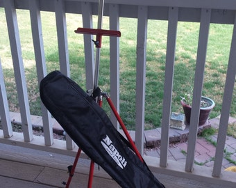 Napoli Artist easel with bag for capturing your art outside or inside