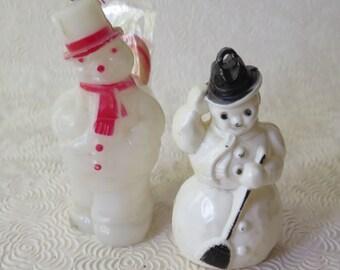 Snowman Top Hat Etsy
