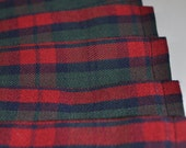 Baby kilt, in Lindsay Modern tartan. Various sizes available.  Polyviscose, Machine washable.