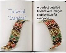 Jewelry Tutorial.... Sandra... Bracelet Tutorial