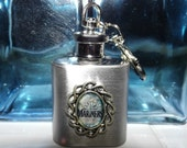 Seattle Mariners Inspired Flask
