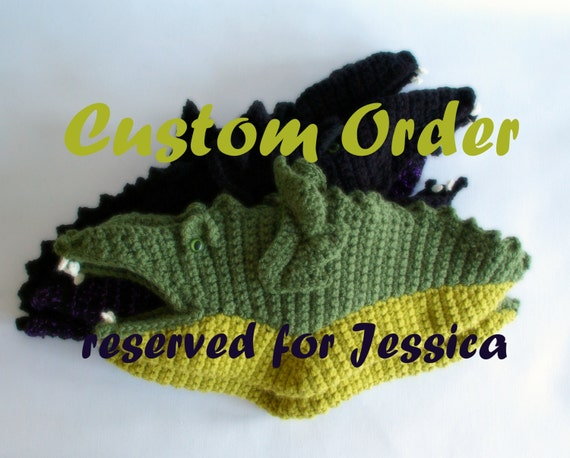 Custom Order reserved for Jessica, 2 pairs of dragon slippers, ready to ship, UK seller