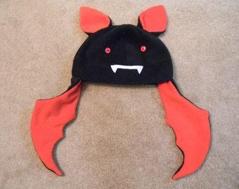 Hat - Red Bat