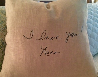 Mom Pillow Cover