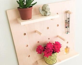 Wall organizer, home decor, wall decor, shelving, shelf,