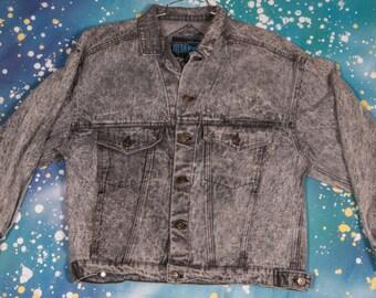 CANYON RIVER Blues Denim Jacket Men's Size L