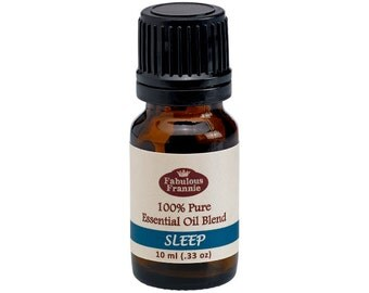 Sleep Pure Essential Oil Blend 10ml