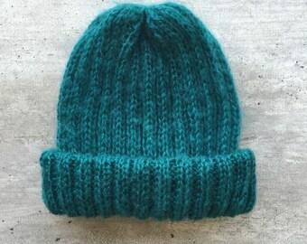Knit Hat, Knit Hats Women, Knit Beanie, Knitted Hat, Knitted Beanie, Beanie, Hat, Womens Hats, Mohair Hat, Winter Hat, Knit Mohair Hat