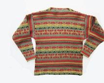 Einzigartige artikel zum thema fair isle pullover etsy - Fair isle pullover damen ...