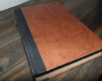 Vintage 1955 Buffalo Bill King of the Old West Biography of William Cody Hardcover book Leonard and Goodman