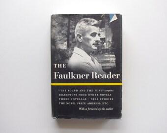 The Faulkner Reader - William Faulkner - 1954