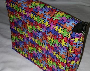 Autism Awareness Handbag