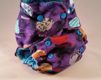 OS Pocket Diaper Planets