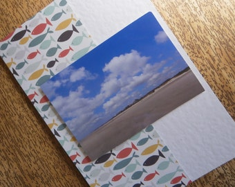 Beach card for any occasion
