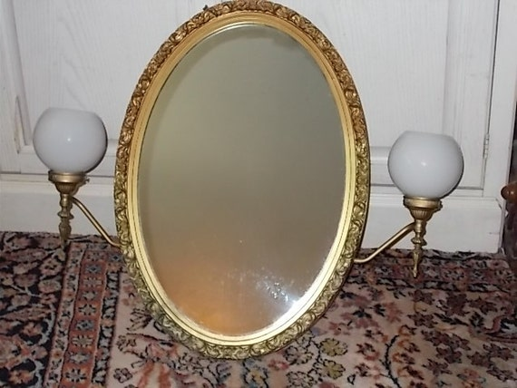 oval medicine cabinet oval mirror and medicine cabinet shabby cottage chic early 24177