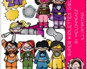 Melonheadz: Super Kidlette Girls Combo Pack