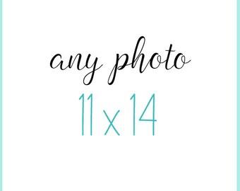 Any Photo in my Shop as an 11x14, home decor, 11x14 print, 11x14 photograph, 11x14 art