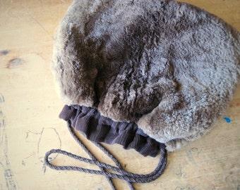 Vintage Fur Muff, Sheared Beaver Muff, Fur Clutch Purse, Beaver Fur, Hand Warmer, Fur Handbags, Hand Muff, Muff Fur, Fur Hand, Warmer Muff