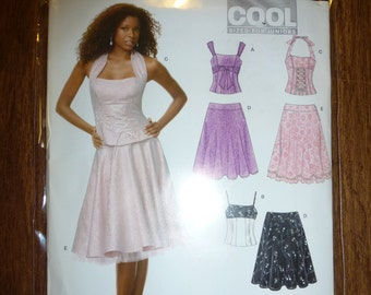 Simplicity New Look 6671  Sizes  3/4 to 13/14