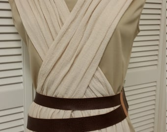 Rey-Star Wars Running Costume - Limited (Also available with grey colored tunic)
