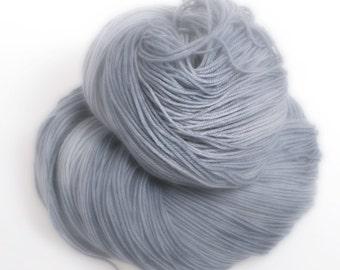Hand dyed Yarn - Sock Yarn 'Shibori' -  DOWNUNDER SOCK Superwash Merino Wool