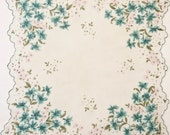 Sweet Vintage Handkerchief