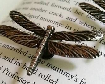 Dragonfly metal plugs - 8g - 00g
