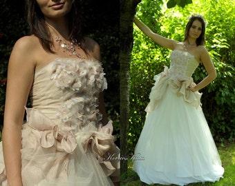 Fairytale-style Ball or Wedding Gown - Margareta.