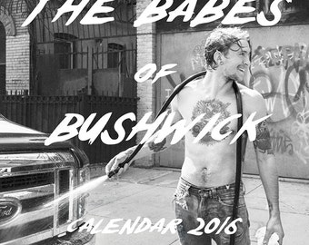 The Babes Of Bushwick Calendar 2016