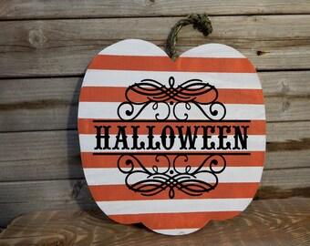 Halloween Pumpkin ... Halloween decor ... Happy Halloween