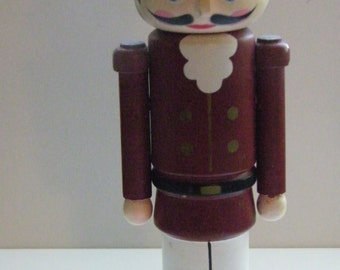 Vintage Toy Soldier Pepper Mill