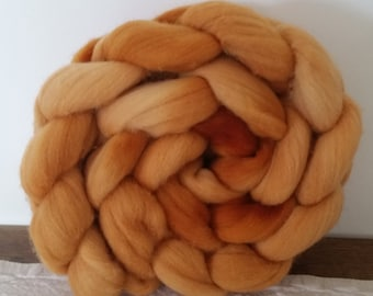 Wool Roving- Desert Sands