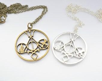 Multi Fandom Necklace