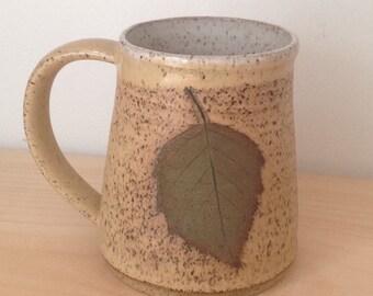 Birch Mug, 14 oz