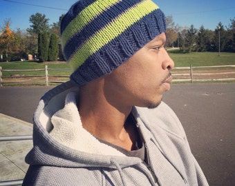 Team Colors Knitted Beanie
