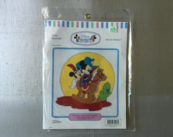 Disney Cross Stitch Kit Howdy Partner