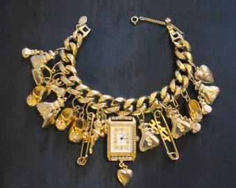 Shell Bracelet, Charles Albert Jewelry Nautilus Sea Shell