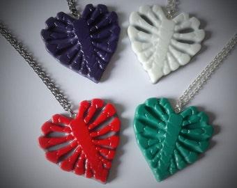 Ribcage Necklaces
