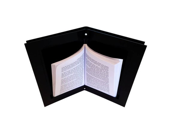 Frame book holder