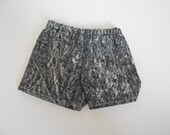On Sale Now! black denim doll  shorts jean doll shorts  for American Girl doll and 18 inch dolls
