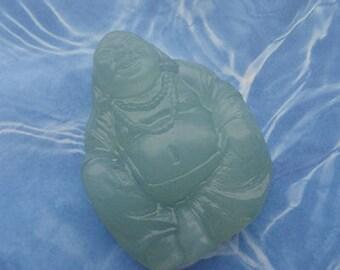 Egyptian Musk Glycerin Soap-Handmade-Laughing Buddha 4 Oz Bar-Free Shipping