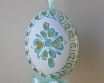 Traditional, Hand painted Madeira Easter Eggs