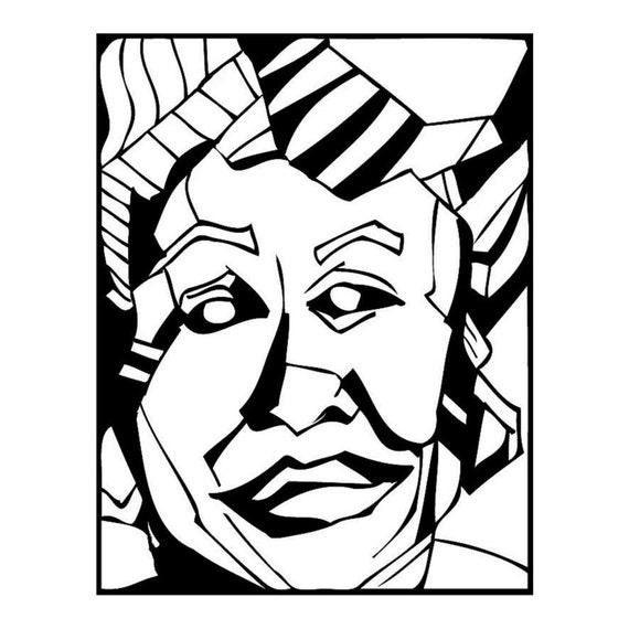 Items similar to Portrait of Maya