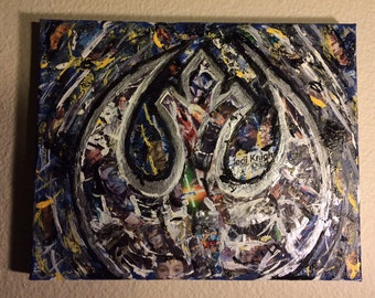 Star Wars Rebel Alliance Symbol Collage