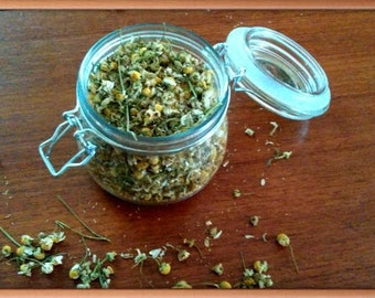 Camomile Flowers Herbal Infusion