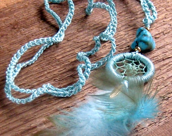 Dream Catcher Necklace Long Layering Necklace Bohemian Jewelry,Boho Jewelry