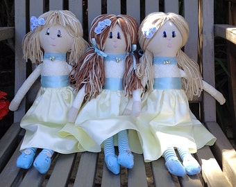 Flower Girl Dolls. Bridesmaid Dolls. Wedding Dolls. Christening Dolls. Flower Girl Gifts. Bridesmaid Gifts.