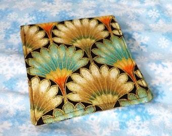 Art Deco Design Tampon Holder, Pantiliner Holder, Sanitary Purse, Tampon Purse