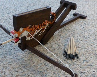 Tiger Chu Ko nu, Chinese Repeating Crossbow Zhuge nu